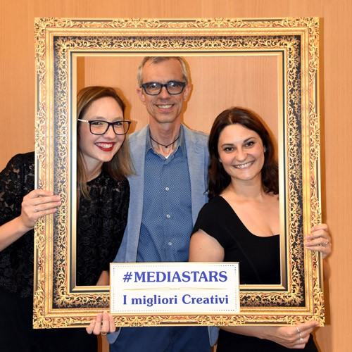 Mediastars 2018: due Special Star e un Premio come 2° Classificato rendono speciale la notte di Clab.